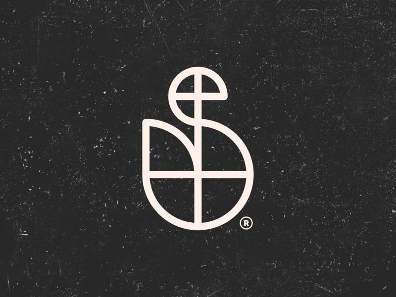Swan! for sale geometric abstract lettermark s letter bird swan animal monomark illustration logo design symbol brand icon branding mark logo monogram strock vinatge