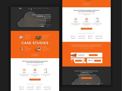 Full 360 Web | Desktop View (Work in Progress) web ui ux ux design webdesign user inteface responsive site