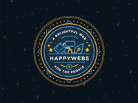 HappyWebs Emblem
