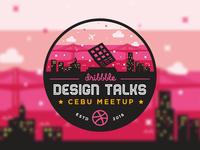 Dribbble Design Talks : Cebu Meetup 2016