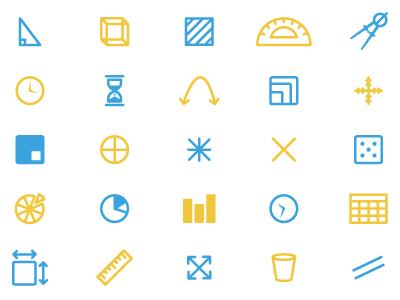 Constellation icons dribbble