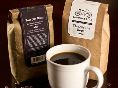 Cafe Packaging & Branding