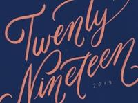 Hello TwentyNineteen