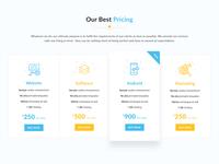 Pricing Plan Design