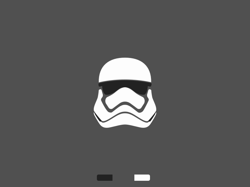 Stormtrooper Icon sketch icon starwars stormtrooper