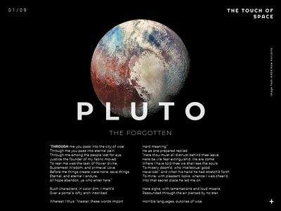 Pluto, The Forgotten