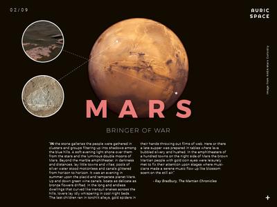 Mars, Bringer of War