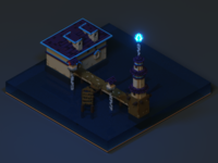 Ardent Mages | Port