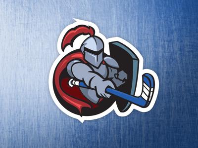 Knight Hockey Logo