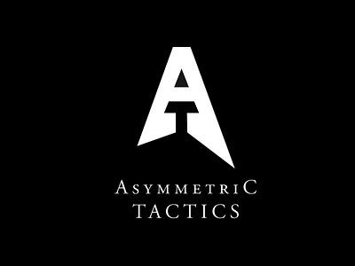 Asymmetric Tactics Logo arrow warfare logo at tactics asymmetric airsoft tactical