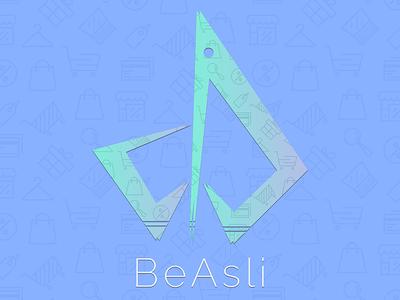 BA (BeAsli) logo