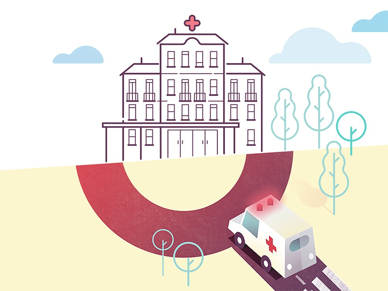 Infographic Sneak Peek — WIP healthcare illustration health infographic wip