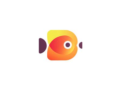 Babelfish — logo programming software coding brand logomark logotype logo