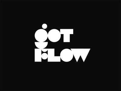 Got Flow — Logo exploration brand geometric logo