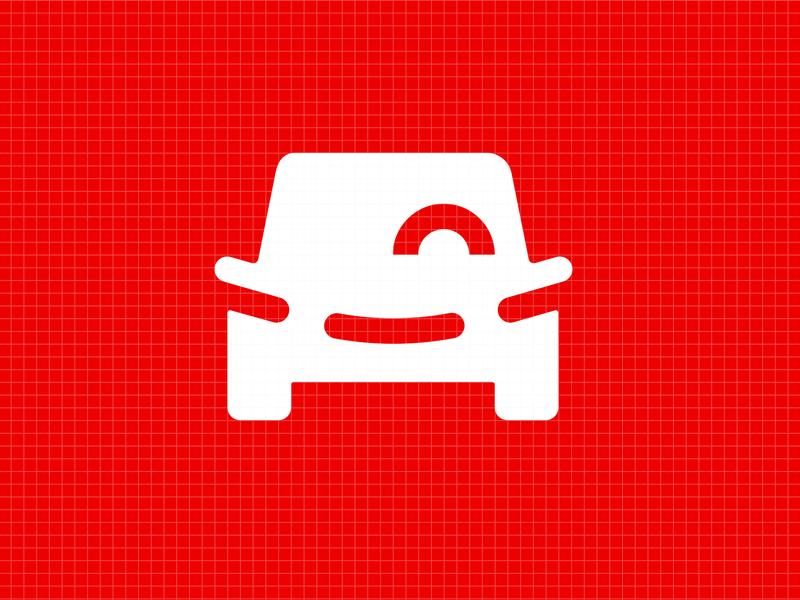 Icon vehicle automobile symbol nounproject noun car icon