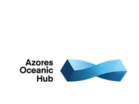 Azores Oceanic Hub — Logo sea harbour harbor port merchant ocean branding brand logo logotype