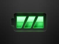 Battery Indicator for Digital Camera