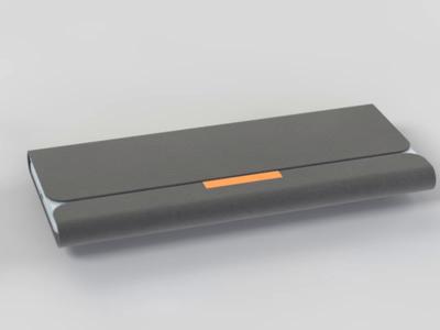 Foldable tablet UI