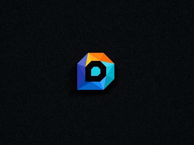P LOGO brand identity visual design octagone logo vector lettermark illustration brand logo-design icon identity minimal-logo logodesign design branding logo