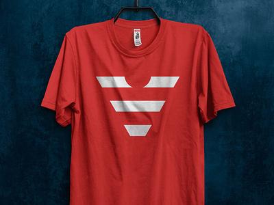 E-SHIRT LOGO print on demand shirt logo e logo vector lettermark icon minimal-logo logodesign logo t-shirts t-shirt design product design print identity illustration branding