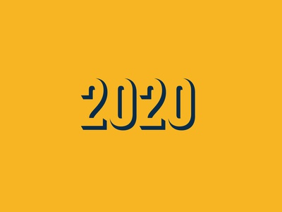 2020 is coming!