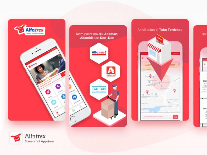 Alfatrex Screenshot Appstore alfatrex uiuxdesign appstore apps screen screen shot logistic illustration apps design ui ecommerce uiux logistic