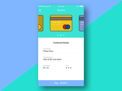 Payment Card Option banking bank pay card credit ui payment