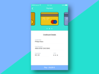 Payment Card Option