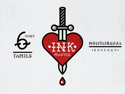 Ink Master Font old school tattoo old school oldschool tattoo ink typeface font typography