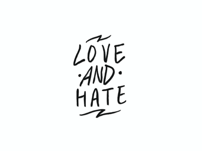 Love and Hate animation