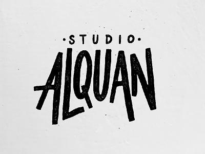 Studio Alquan typography