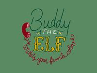 Elf lettering