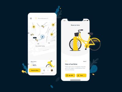Eletric Bike app