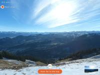 AR Hiking Navigation - Google Glass