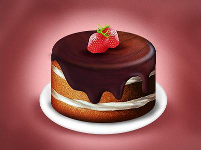 Cake Icon cake icon