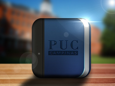 College App iOS Icon app icon icon
