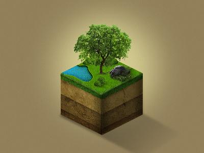 Tree Icon tree icon realistic