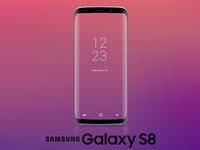 Free Samsung Galaxy S8 Mockup - PSD