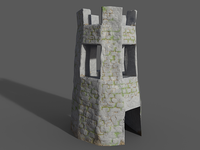 3D Tower - Unity Game