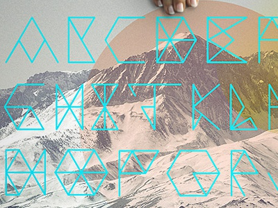 My firt font(freebie) font design tipography freebie