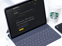 FAQ Nespresso | Re-design | #02