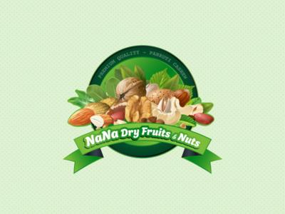 Nuts Logo Design