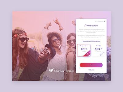 A financial advisory platform advise financial platform finances score credit score credit money finance design ui social mobile app app