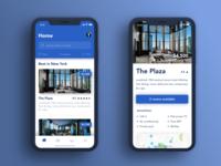 Booking.com redesign
