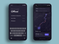 Simple navigation app