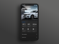 Digital car app