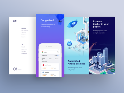 Landing page concept illustration vector logo landing branding swiss typography blue main page ux art list graphic design vibrant material cards clean app design ui