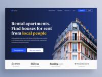 Rental apartment project