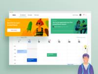 Educational portal app