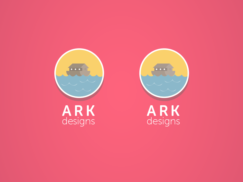 Ark Design logo_ contrast selection ux ui graphic design graphic flat logo design logo illustration vector illustrator photoshop rebranding brand branding design art